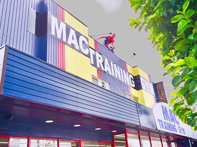マックトレーニングジム4